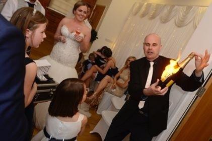Nottingham Wedding Magician